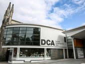 Street view of DCA building