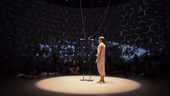 KIMA 'The Wheel' at the Curtain Call, Roundhouse, London 2016