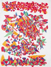 Zeid: Untitled 1950 (custom print)