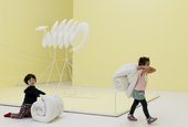 ​Under 5's explore the Gallery Early Years and Families, Tate Modern.