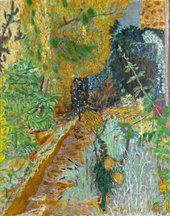Fig.10 Pierre Bonnard, Le Jardin 1936–8