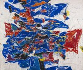 Fig.10 Sam Francis, Round the World 1958–9, 1960