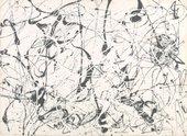 Jackson Pollock, Number 23 1948 Tate T00384 © ARS, NY and DACS, London 2019