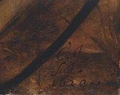 Fig.17 Inscription, lower right corner