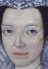 Fig.17 Detail of the head of the woman on the left