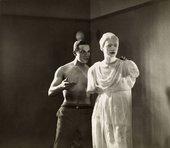 Fig.1 Jean Cocteau, Le Sang d'un Poète (The Blood of a Poet) 1930 (film still) © Jean Cocteau