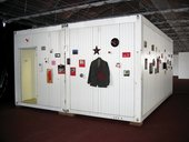Fig.1 Installation view of Mladen Stilinović's Exploitation of the Dead 1984–90 at Documenta 12, Kassel, 2007
