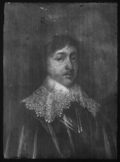 Fig.2 X-radiograph of the whole painting