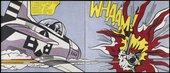 Fig.2 Roy Lichtenstein Whaam! 1963 Tate © Estate of Roy Lichtenstein
