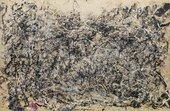 Fig.2 Jackson Pollock, Number 1A, 1948 1948