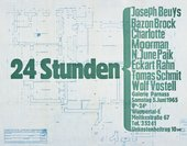 Fig.3 Joseph Beuys, 24 Stunden 1965