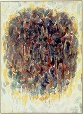 Fig.3 Sam Francis, Untitled 1953