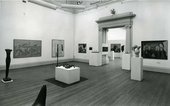 Fig.3 Installation view of The Peggy Guggenheim Collection, Tate Gallery, London, 31 December 1964 – 7 February 1965