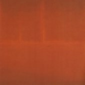 Fig.3 Proof 1967, by James Bishop, an abstract painting in orange