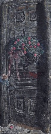 Fig.4 Ivan Albright, That Which I Should Have Done I Did Not Do (The Door) 1931–41