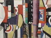 Fig.4 Fernand Léger, The City 1919