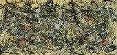 Fig.4 Jackson Pollock, Number 8, 1949 1949