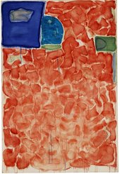 Fig.4 Sam Francis, For Fred 1949