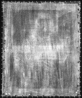 Fig.5 X-radiograph of George Puleston (?) c.1625–30