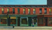 Fig.5 Edward Hopper, Early Sunday Morning 1930