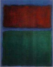 Fig.5 Mark Rothko, Earth and Green 1954–5