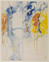 Fig.5 Sam Francis, Painting 1957