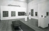 Fig.6 Installation view of The Peggy Guggenheim Collection exhibition 1964–5