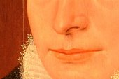 Fig.7 The sitter's nose and mouth