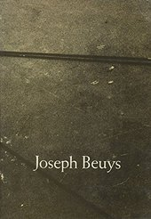 Fig.9 Cover of Joseph Beuys, exhibition catalogue, Solomon R. Guggenheim Museum, New York 1979