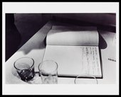 Fig 2 Lynn Hershman, Untitled (Roberta's Signature in Guest Book) 1975