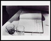 Fig 2 Lynn Hershman, Untitled (Roberta's Signature in Guest Book) 1975