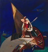 Fig.10 Theodore Roszak, Fisherman's Bride 1934