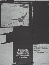 Fig.5 Joseph Beuys, Drawings by Joseph Beuys: The Secret Block For a Secret Person in Ireland. Ulster Museum Botanic Gardens, Belfast 1974