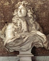Fig.9 Gian Lorenzo Bernini, Louis XIV of France 1665