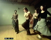 Video still from Mark Leckey's Fiorucci Made Me Hardcore, 1999