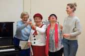 Intergenerational performance with Claremont Project