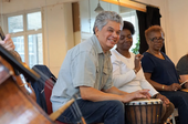 Music workshop with Claremont Project
