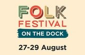 Folk Festival on the Dock
