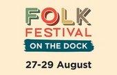 Folk Festival on the Dock