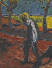 Francis Bacon Study for Portrait of Van Gogh IV 1957 Tate © Francis Bacon Estate, DACS, London