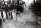 Fujiko Nakaya Fogfalls #47626 Showa Kinen Park 1982 © Fujiko Nakaya