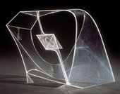 Naum Gabo Construction in Space with Crystalline Centre 1938–40