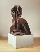 Naum Gabo Head No. 2 1916