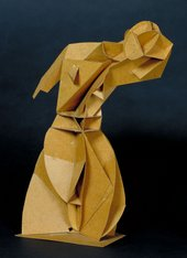 Naum Gabo Model for 'Constructed Torso' 1917