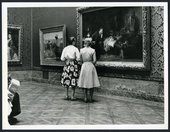 Archive image of two women in the 1950s Gallery