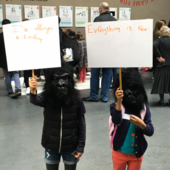 Playing Up launch eventTate Modern, 1 April 2016