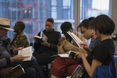Heart of the Race Reading Group at Tate Exchange