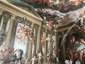 Antonio Verrio, The Heaven Room c.1690–8