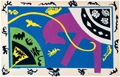 Henri Matisse The Horse, the Rider and the Clown 1943–4