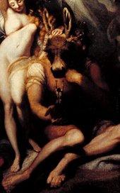 Henry Fuseli, Titania and Bottom (upload), c.1790